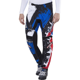 O'Neal Element Pants Herren shocker black/blue/red